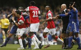What manner of Arsenal is this??