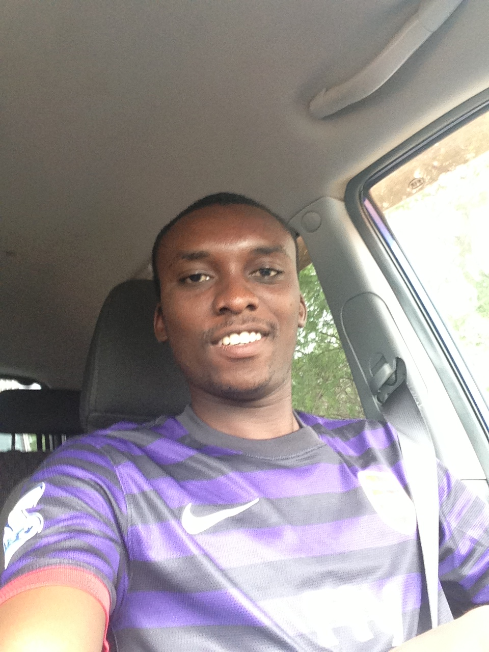 CanonCrested Arsenal Fan of The Week: Charles Appiah @angelgooner
