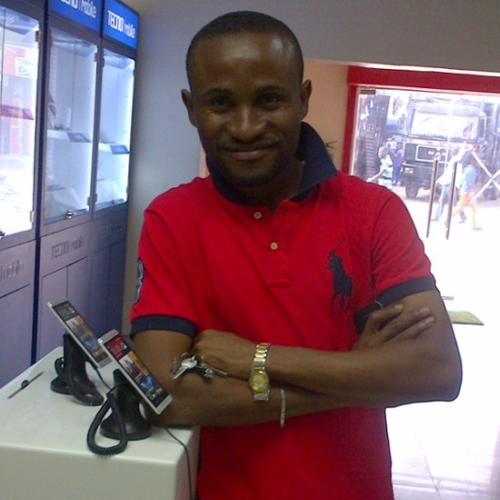 Featured Arsenal Fan of the Week: Emmanuel Bamidele @emma_dele