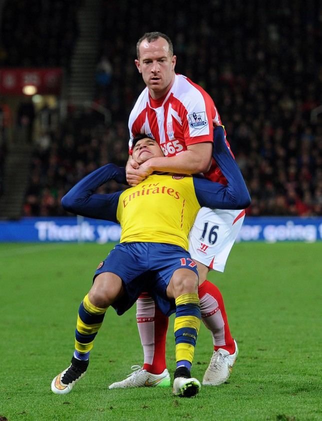 Lots of Stoke hate spiced with Ozil sprinklings  – Preview
