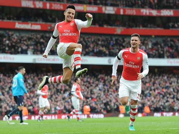 Now that's the Arsenal I used to know – Stoke Review