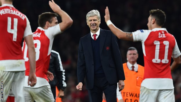German Efficiency, English Spirit, Wenger's Heart