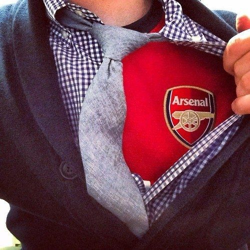 I WILL LOVE YOU 'EVER – Arsenal