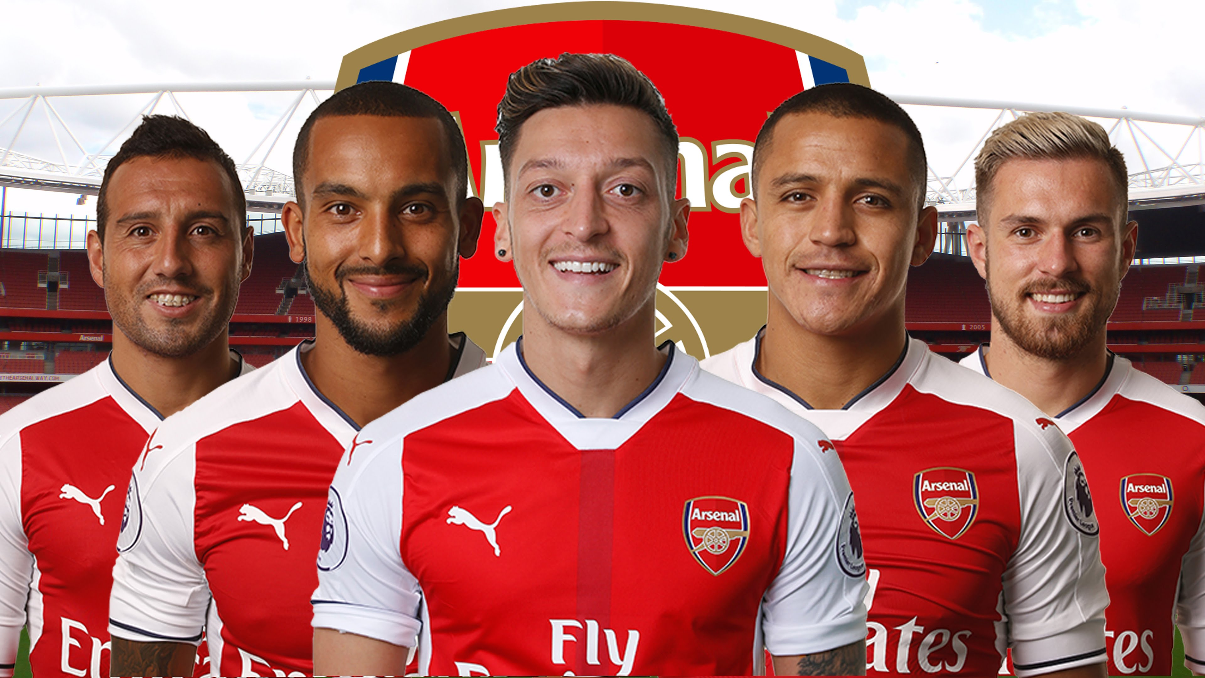 Arsenal – Title Winning Squad?