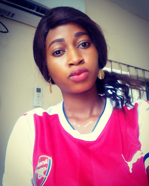 Arsenal Fan of The Week- Olayinka @ykgunnerz