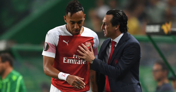 Emery has PEA to thanks for adapting decently into any role across the front three